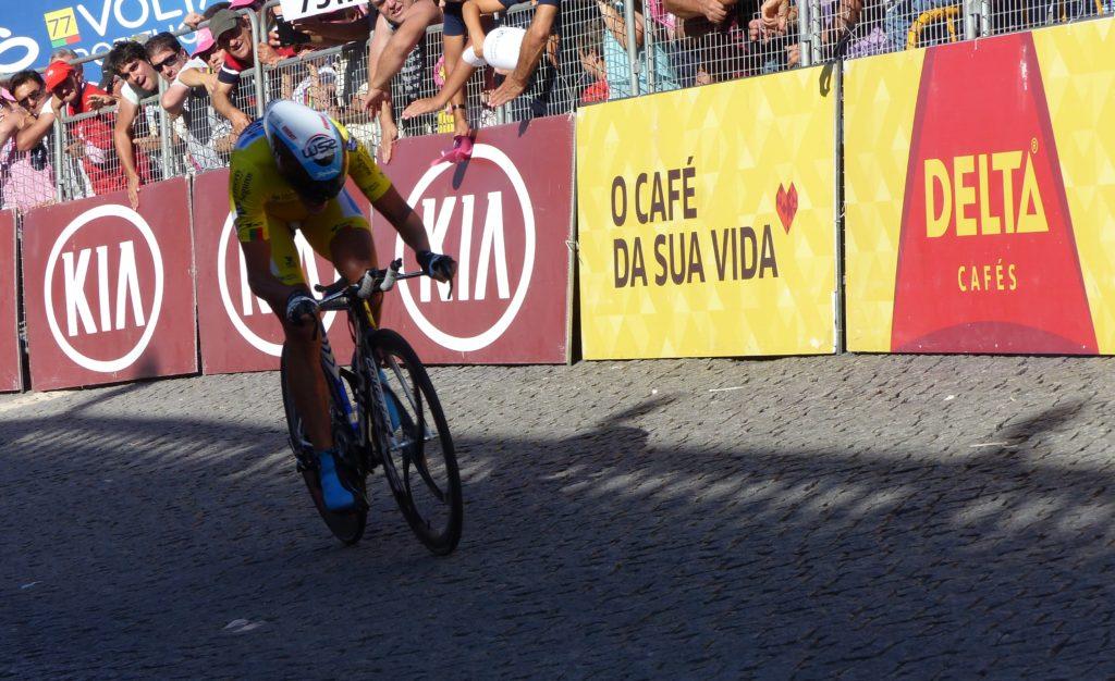 Photo pour blessures du cycliste