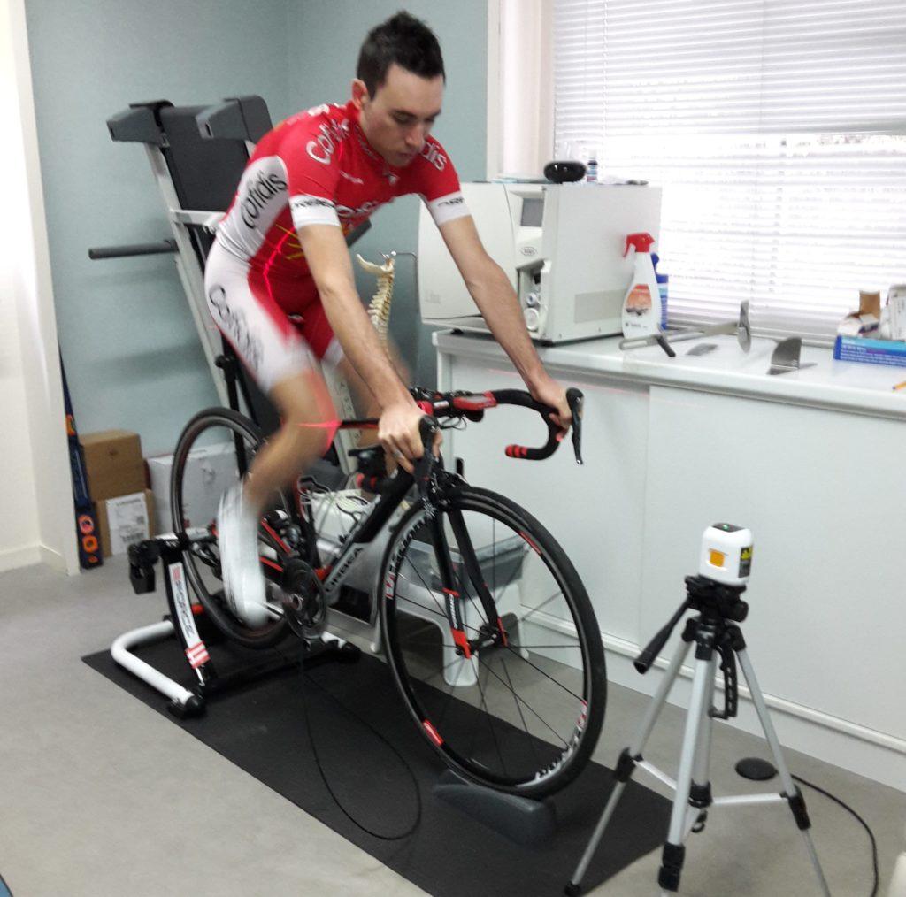 Podologue du sport - cyclisme et podologie