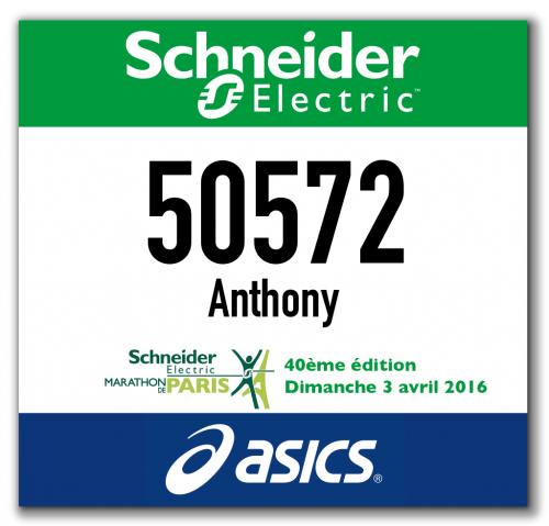 Marathon de Paris - préparer ses pieds