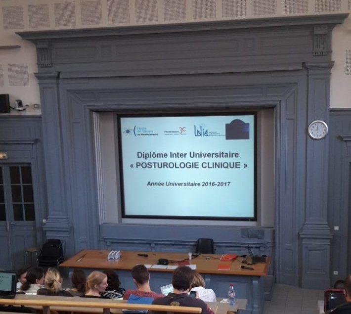DIU Posturologie Clinique - Anthony Carreira
